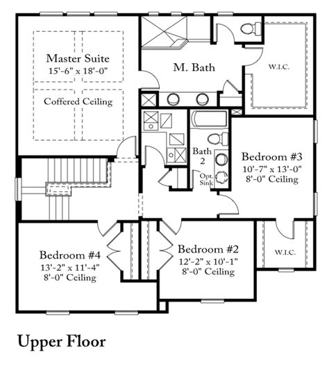 awesome standard pacific homes floor plans  home plans design