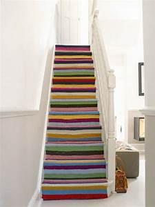 Treppenstufen An Der Wand Befestigen : teppich f r treppen fantastische vorschl ge ~ Michelbontemps.com Haus und Dekorationen