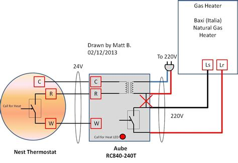 nest thermostat wiring diagram combi nest wiring diagram