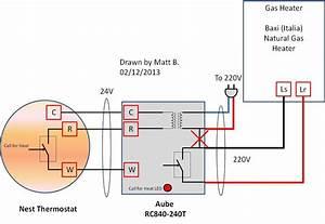 Nest Thermostat Wiring Diagram Combi