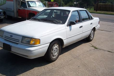1990 FORD TEMPO - Image #9