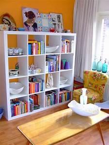 Bookshelf, And, Wall, Shelf, Decorating, Ideas