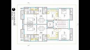 I Will Create Your Building 2d Floor Plan In Autocad