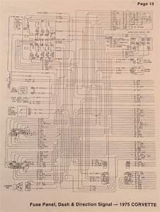 1975 Wiring Diagram - Corvetteforum