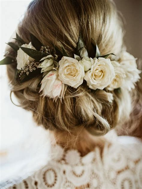 Wedding Hairstyles by 17 Stunning Wedding Hairstyles You Ll