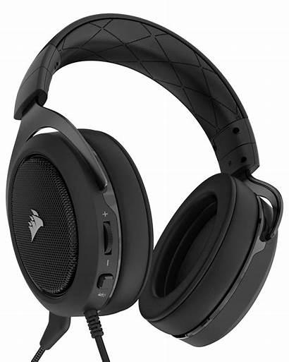 Corsair Headset Ps4 Xbox Pc Gamer Hs50