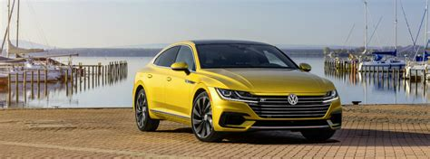 2019 Vw Arteon R-line® Appearance Package Design And Features