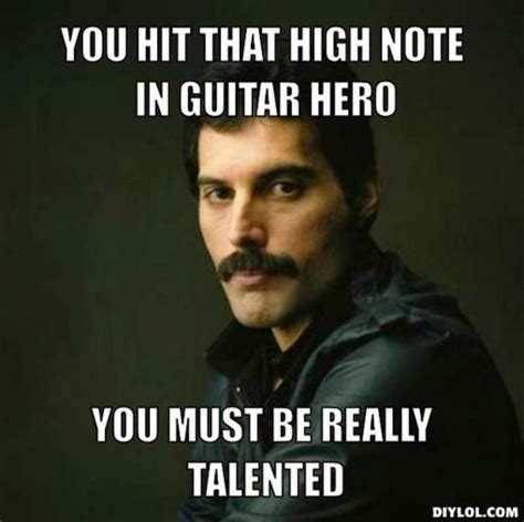 Freddie Meme - william telltale i have an axe to grind with guitar hero