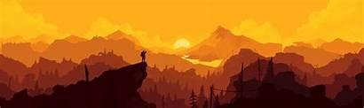 Firewatch Wallpapers Poster Imgur Inches Screenshot Wild