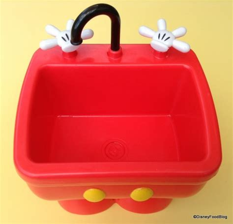 mini kitchen sink disney new mickey kitchen sink sundae aka the mickey