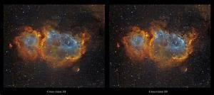 Astro Anarchy: soul Nebula, an experimental 3D-study