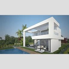 New Development Of Modern And Open Space Contemporary