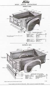 1952 Ford 8 U0026 39  Express Bed - Google Search