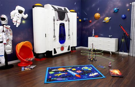Spaceship Toddler Bed by Sleep In A Spaceship Amazing Murphy Beds For