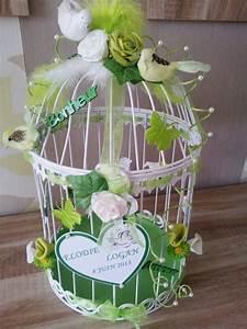 Cage Oiseau Deco : urne mariage cage oiseaux la copie n 39 est pas un art juste le fruit ~ Teatrodelosmanantiales.com Idées de Décoration