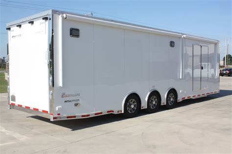 32' Aluminum Race Car Trailers