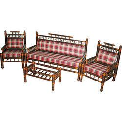 wooden sofa set  rajkot gujarat