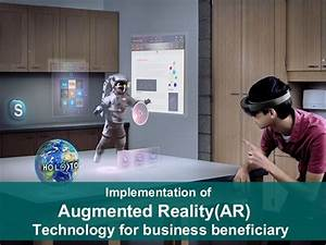 Implementation of augmented reality(ar) technology for ...