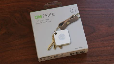 the new tile mate is a 25 smaller replacement to the