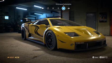 updatedneed  speed heat nfs  cars list  pre