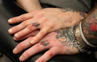 wedding ring finger tattoos beautiful wedding ring tattoos