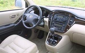 2002 Toyota Highlander 2wd Vin Number Search