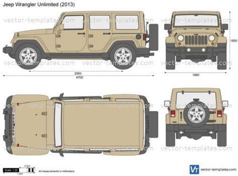 templates cars jeep jeep wrangler unlimited  door