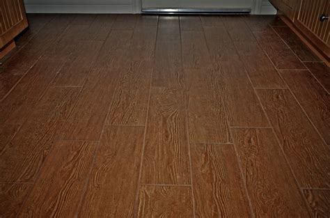 Groutless Kitchen Floor Tile by Tile Plank Questions Flooring Contractor Talk