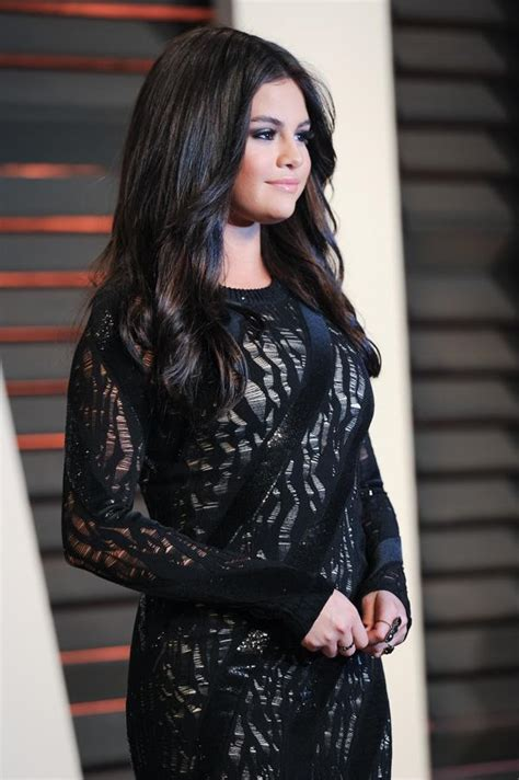 Selena Gomez Hangs Out With Zedd At The Vanity Fair Oscars ...