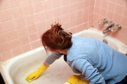 cleaning tub with cleaning a fiberglass tub thriftyfun