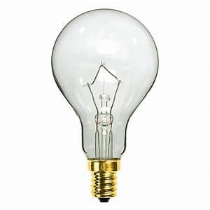 Satco s w a ceiling fan bulb