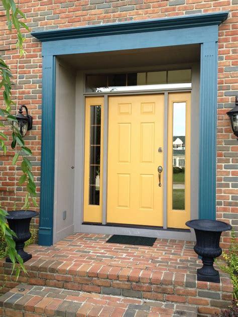 images  yellow door  pinterest dark