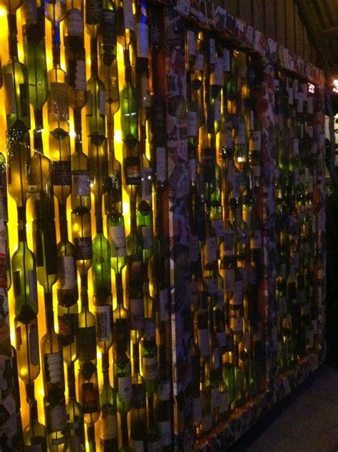 wine bottle wall ideas images  elizabeth roberts