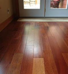 how to clean a hardwood floor in a snap recipe