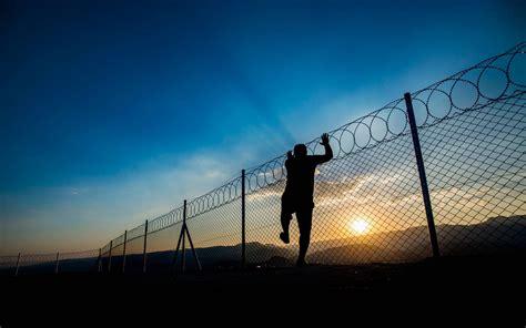 prison escape escaping four escaped irish escapes found jail welsh irishcentral today break esc assembled across sea were getty malawi