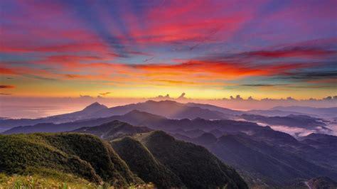 gorgeous mountain range wallpaper 1920x1080 27170