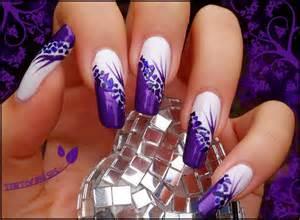 Nail art design polish nails image