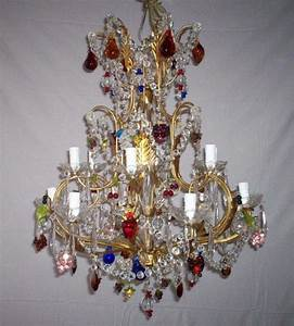 Lustre à Pampilles : lustre de murano en verre de venise artisanal cr ation artisanale de luminaires de luxe ~ Teatrodelosmanantiales.com Idées de Décoration