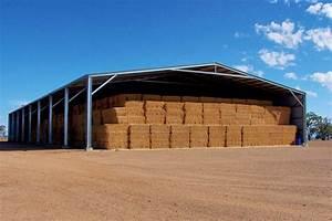 Hay Sheds - Rural Sheds - Ranbuild