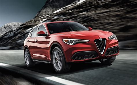 2018 Alfa Romeo Stelvio Priced From $42,990  Motor Trend