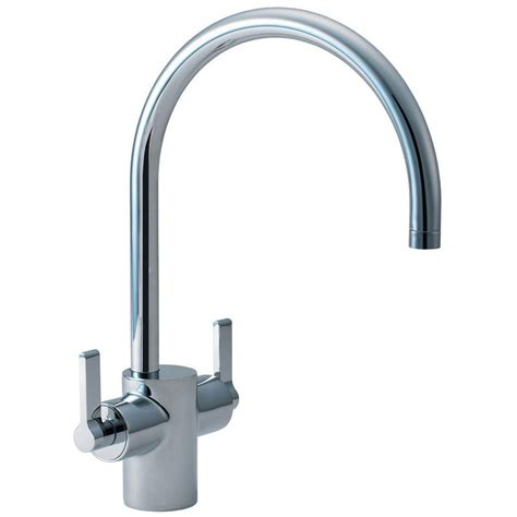 mixer tap ideal standard dual taps control silver kitchen sink basin screwfix monobloc bathroom chrome