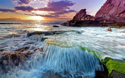 Beautiful Coast Wallpaper  1920x1200 #29450