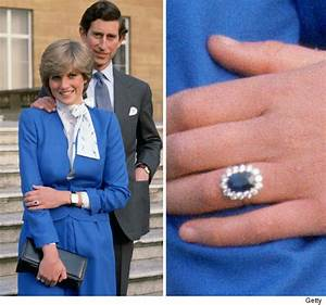 december 2010 With princess diana wedding ring