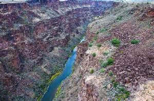 New Mexico Rio Grande River Gorge