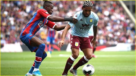 Aston Villa vs Crystal Palace, PL: Live streaming, AVL v ...