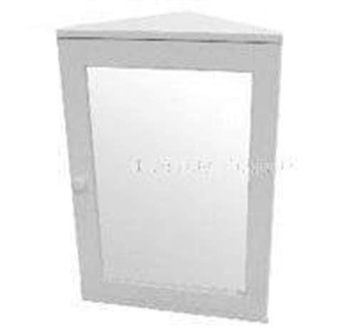 Mirrored Corner Bathroom Cabinet by Multipurpose Wooden Mirrored Corner Bathroom Cabinet