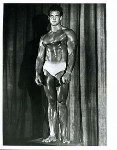 """Steve Reeves 8x10"""" Photo Sexy Barechested Bodybuilding ..."""