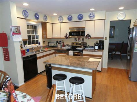 Just Cabinets Hanover Pa by Kitchen Cabinet Refacing Refinishing In Pennsylvania
