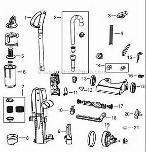 Bissell 3120 Parts List And Diagram   Ereplacementparts Com