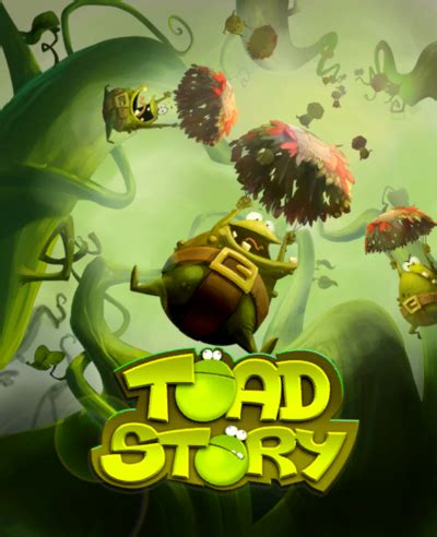 Toad Story - RayWiki, the Rayman wiki